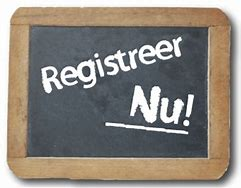 Registreer u HIER in het Personenregister!!